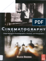 Blain Brown Filmspace-VisualLanguage-CinematicContinuity Cinematography Theory and Practice
