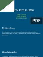 Exposición de Economia