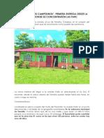 Gallo Es de Los Campesinos - Tierralta Córdoba Colombia