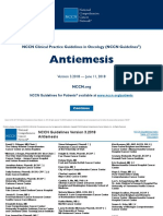 NCCN antiemesis guideline 2018 v3.pdf