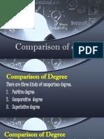 Materi Comparative Degree Belum Selesai