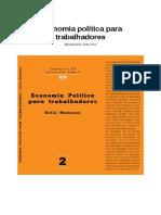 Sofia Manzano - Economia política para trabalhadores