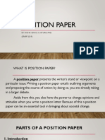 POSITION PAPER.pptx