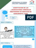 FORMALIZACION DE JASS