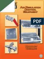 Catalogo Accesorios de Ventilacion CATALOGO DAMPERS