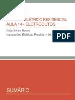 Aula 14 - Eletrodutos - 2018_I