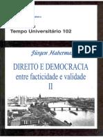 HABERMAS, Jürgen. Direito e democracia (volume II).pdf
