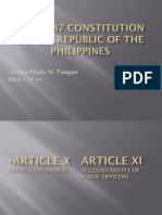 The 1987 constitution