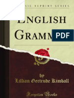 English Grammar - 9781440082771