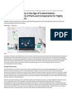 ARTICULO (2019) Supply Chain Visibility in the Age of Customization_ Orchestrating Arrivals of Parts and Components for Highly Personalized Products.pdf