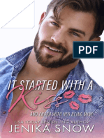 It Started With a Kiss - Jenika Snow