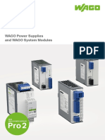 WAGO Power Supplies and WAGO System Modules 60397415