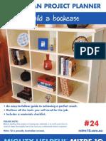 MP PDF 24 Build a Bookcase