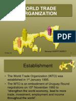 WTO, IB and FDI