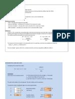 PH Calculation 全