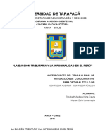 EVASIÓN TRIBUTARIA Y LA INFORMALIDAD EN EL PERÚ.doc