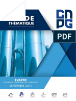 Guide Thematique du Centre National d'expertise des Professionnels de l'energie Gaz sur l'EVAPDC