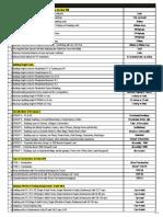 NBC + BP344 + VV5 Cheat sheet