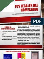 Legalidad del homeschooling en Colombia