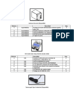 Necesidades de Las Parts de Caja Electronica(1)