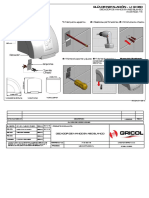 UI GI 060, P IASM0215 Secador de Manos en ABS Blanco