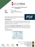 Informe Evaluacion Cebiches Rumiñahui