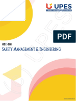 HSE 201 Safety Managment & Engineering_ebook