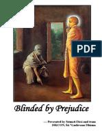 Blinded by Prejudice - Final