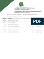 Resultado Preliminar Didatica PROFESSOR-1