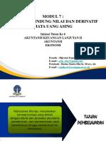 Modul 7 Aktivitas Lindung Nilai dan Derivatif Mata Uang Asing.ppt