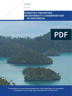 8_Geographic Priorities for Marine Biodiversity Conservation in Indonesia