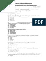 Marketing Management Questions.docx