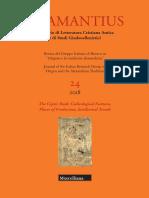 The Coptic Book Adamantius 24