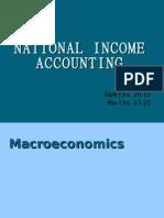 Eco National+Income+Accounting by kuldeep ghanghas