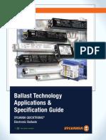 2009 Ballast Tech and Spec Guide