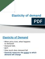 EoM3 Elasticity of Demand by kuldeep ghanghas