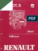 Renault Master MOT.S S8U (8140 Diesel)