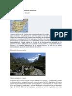Protección Del Medio Ambiente en Francia