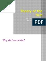 EoM5 Theory of the Firm by kuldeep ghanghas