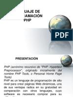 Introduccion al PHP