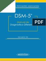 DSM 5 Diagostico diferencial