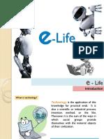 E- Life