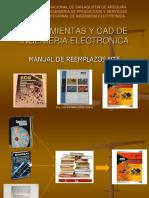 manual de reemplazos NTE