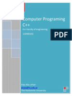 C++ material2019