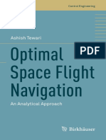 Optimal Space Flight Navigation
