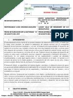 Informe -Trastorno Neurodesarrollo -Agosto2019