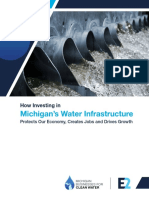 How Investing in Michigan's Water Infrastructure Drives Growth E2 2019 Report