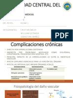 Complicaciones crónicas FINAL