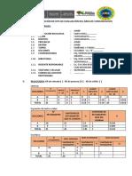 Informe de p Ro Ceso Kit