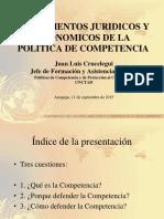 Fundamentos Juridicos y Economicos de La Competencia Final